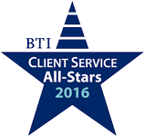 BTI Client Service All-Star 2016
