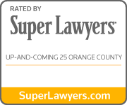 Super Lawyers UP-AND COMING 25 ORANGE COUNTY